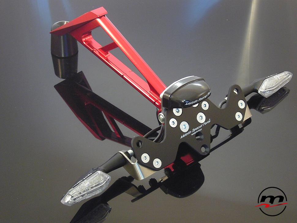 Portatarga Melotti Racing per DUCATI 848-1098-1198