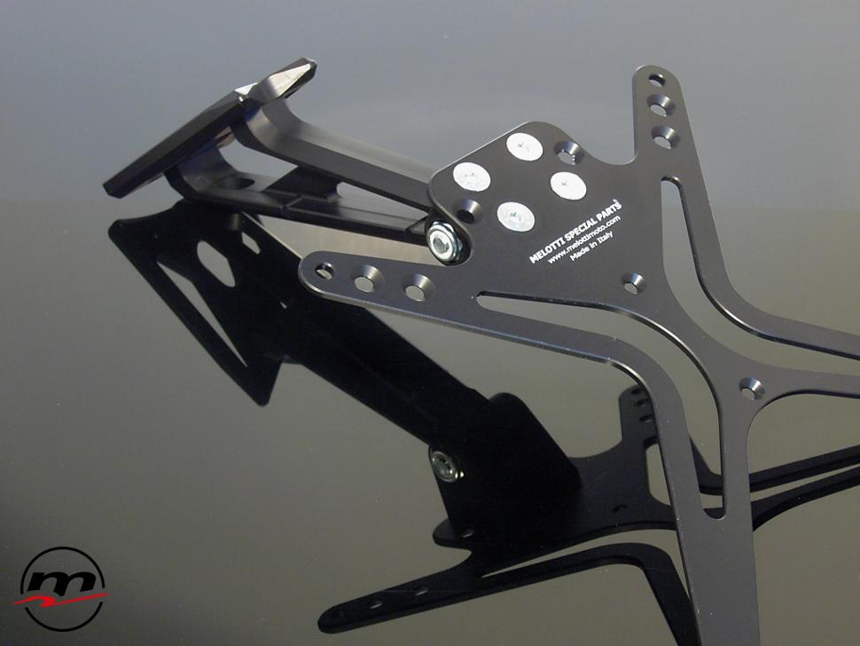 Portatarga Melotti Racing per YAMAHA R1 2009-14