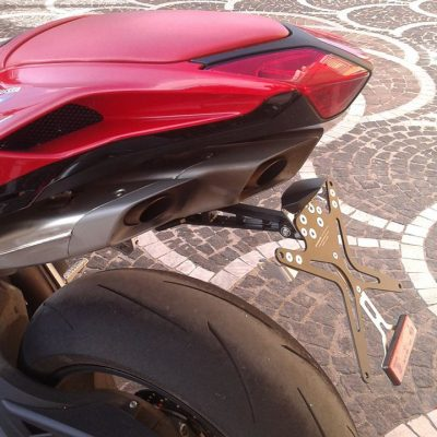 Portatarga Melotti Racing per MV AGUSTA F4 2013-18
