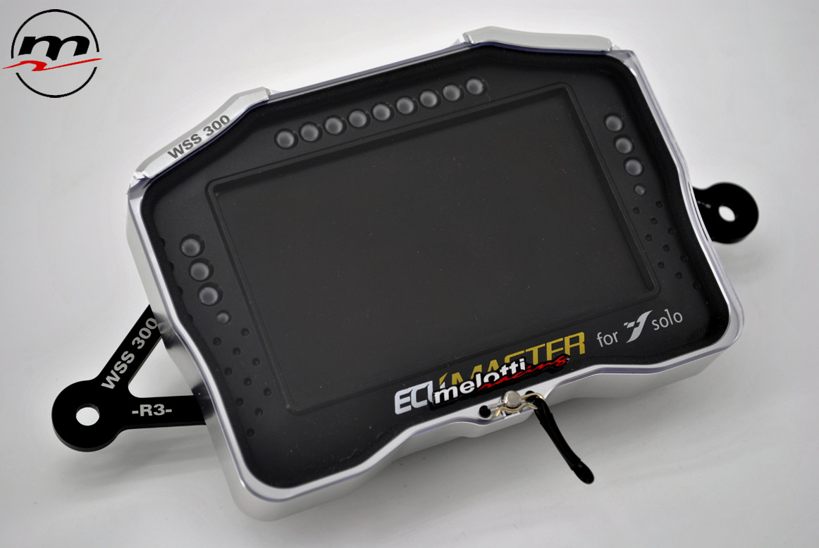 1- IMPACT ABSORBER - DASHBOARD COVER PROTECTION - ECUMASTER - ADU5 - SOLO ENGINEERING - WSSP300 - MELOTTI RACING